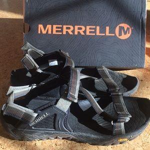 Merrell All Out Blaze Web Vibram Sandals